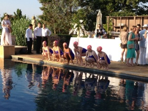 Synchro swimmers 2