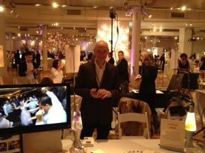 We had a great tie participating in our first ever NY Magazine Weddings event. See you again in March!