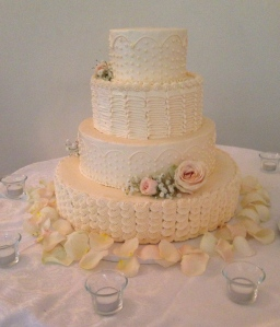 Mmmm, cake!